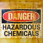 Danger; Hazardous Chemicals