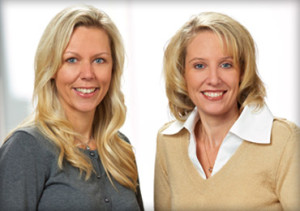 Rachel and Lisa, the creators of Littlebugs Lice Products